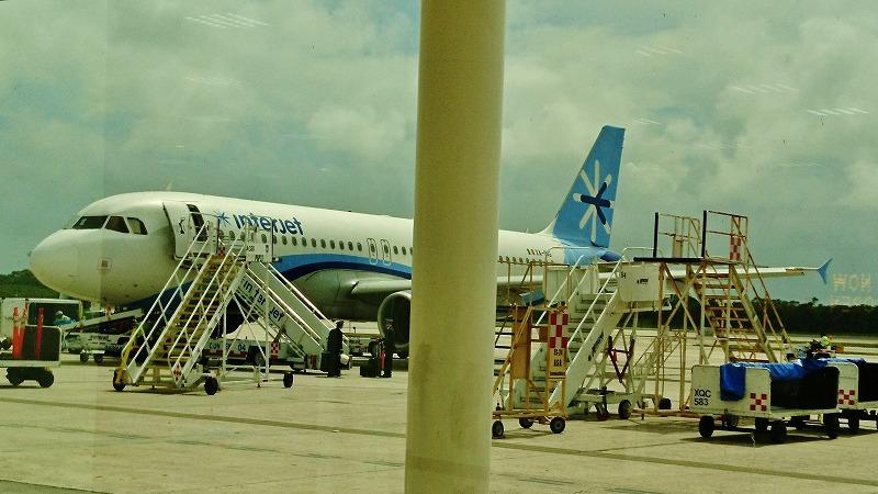 キューバ 行き方 インタージェット航空