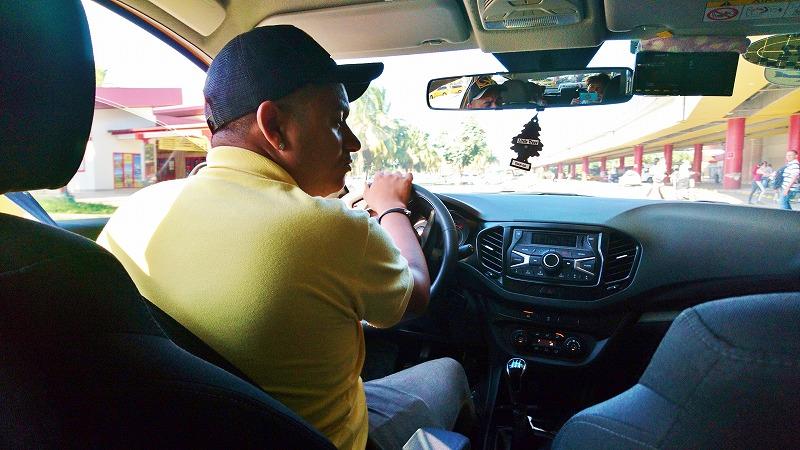 キューバ ハバナ タクシー