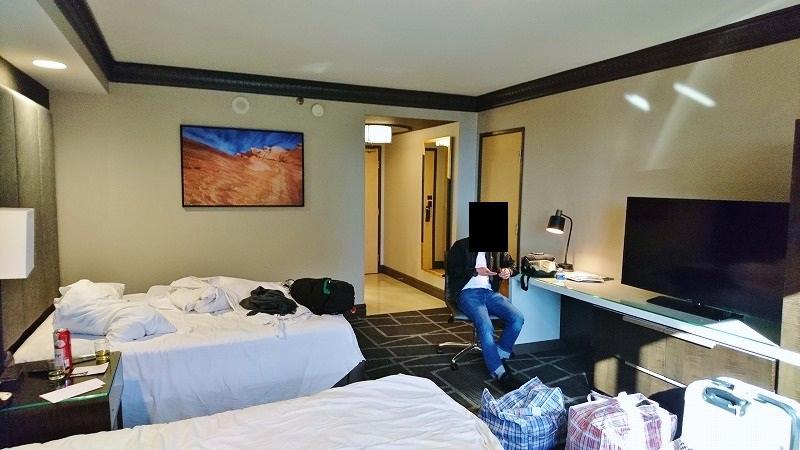 ルクソール 部屋 ラスベガス