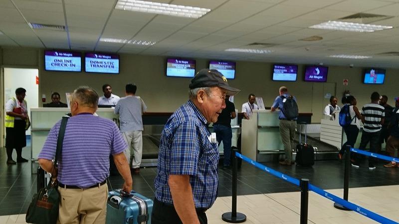 ポートモレスビー空港 国際線ターミナル