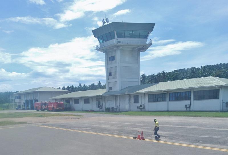 ラバウル空港 ココポ パプアニューギニア ラバウル行き方