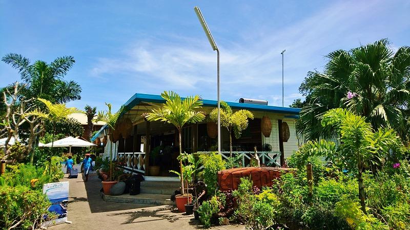 ラポポリゾート ラバウル 5スターホテル パプアニューギニア