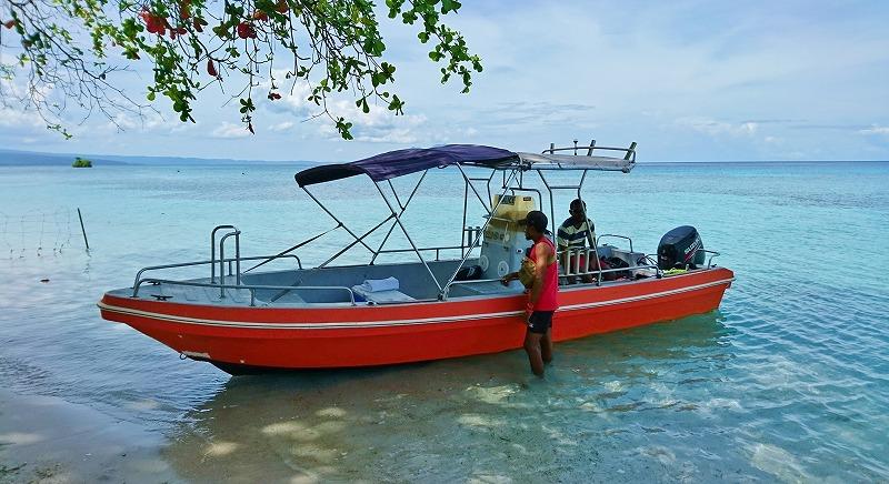 ラバウル シンプソン湾 ダイビング パプアニューギニア
