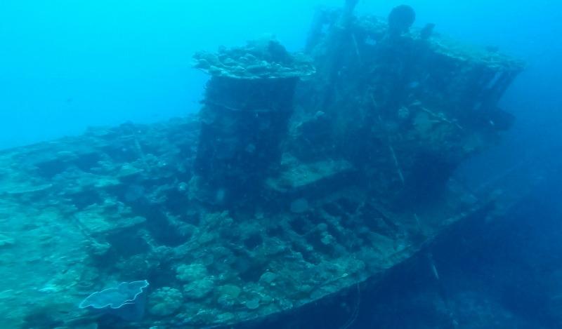 ラバウル ダイビング パプアニューギニア