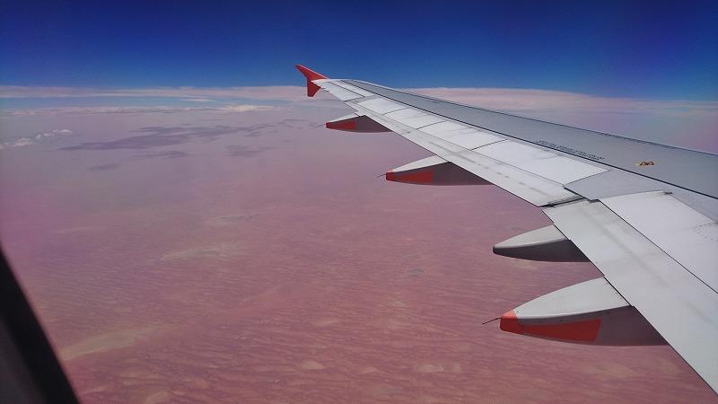 アデレードの行き方 ジェットスター オーストラリア 国内線