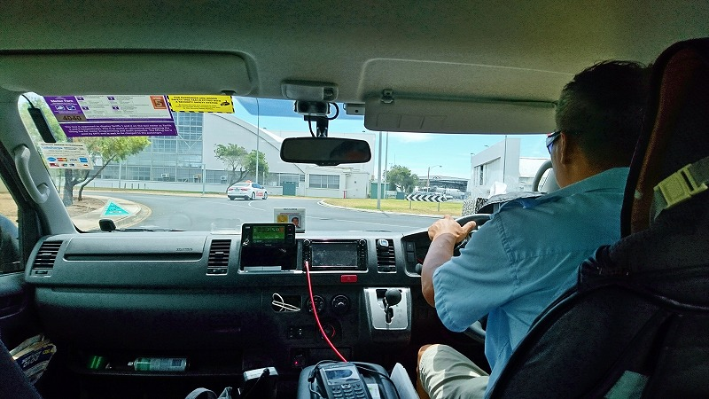 アデレード タクシー