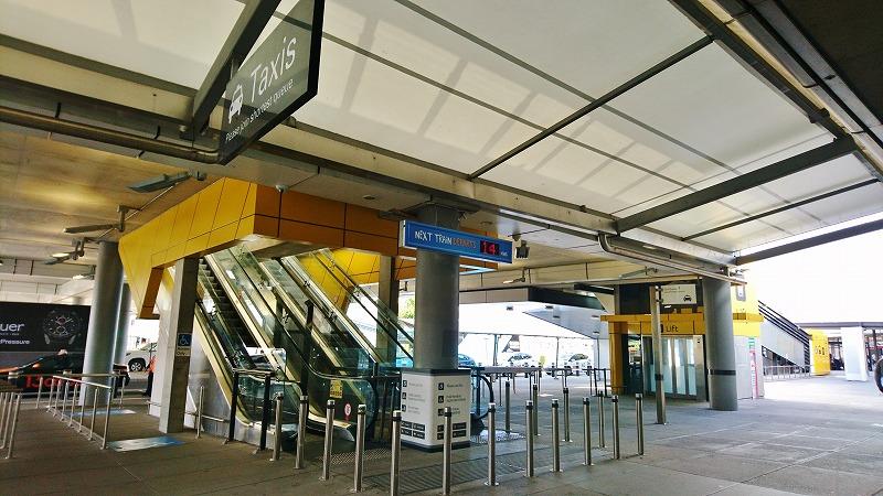 ブリスベン空港 国内線ターミナル オーストラリア 国際線 乗り換え