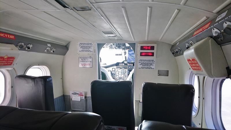 バヌアツ航空 ダッシュ6 タンナ島 行き方 ヤスール火山