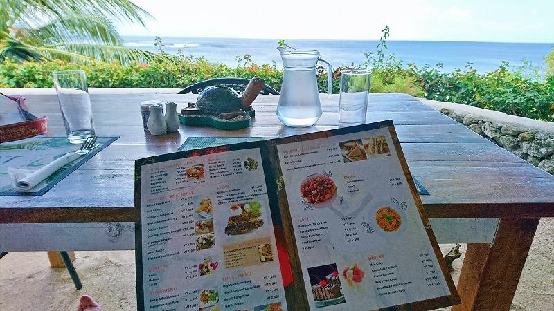 バヌアツ レストラン 観光 タンナ島