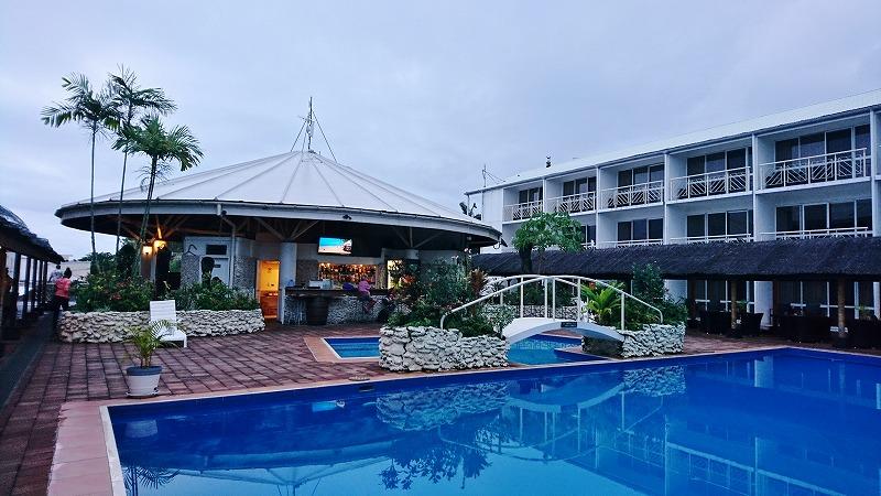 ザ・メラネシアン・ポートビラ バヌアツ おすすめ ホテル 室内