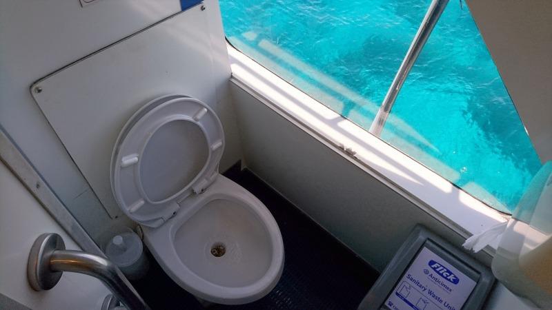 シルバーソニック トイレ