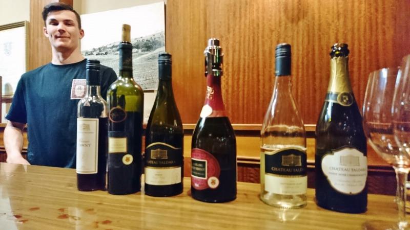 バロッサバレー ワイン ツアー アデレード