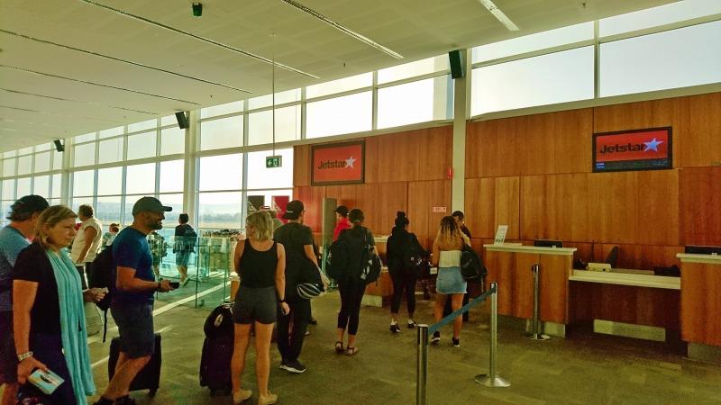 アデレード 行き方 空港