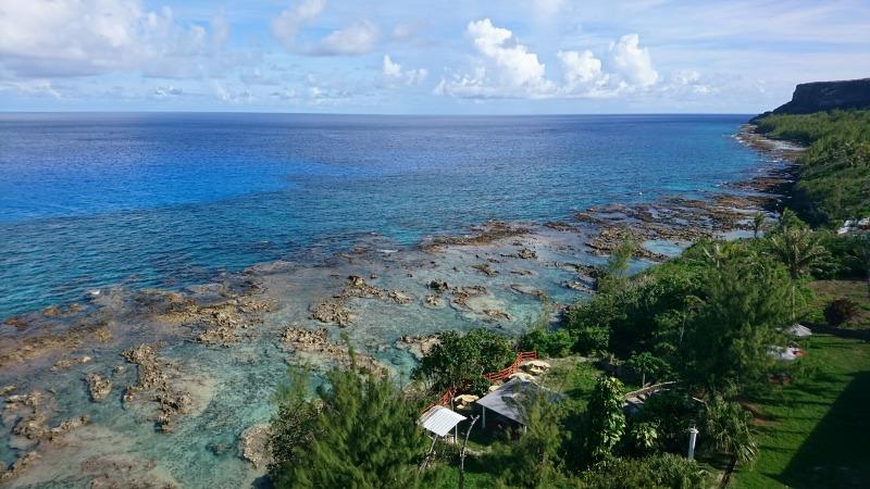 ロタ島 行き方 ダイビング